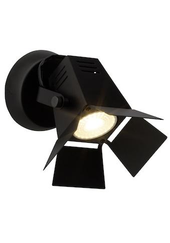 Brilliant Leuchten Movie LED Wandspot schwarz matt kaufen