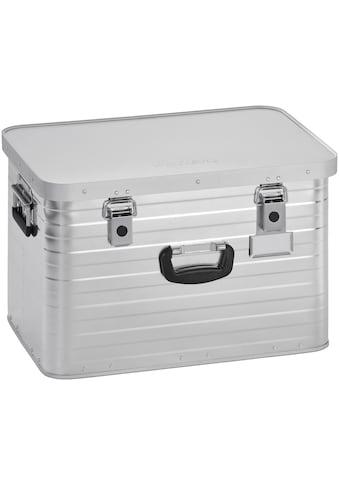 Enders Aufbewahrungsbox »Toronto L«, Aluminium, BxTxH: 56,8x37,7x36 cm, 63 Liter kaufen