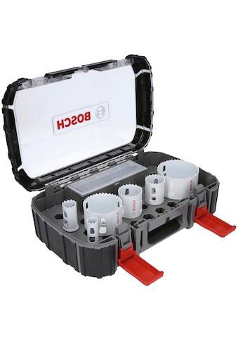 Bosch Professional Lochsäge »Progressor for Wood and Metal«, 9-teiliges Elektrikerset,... kaufen
