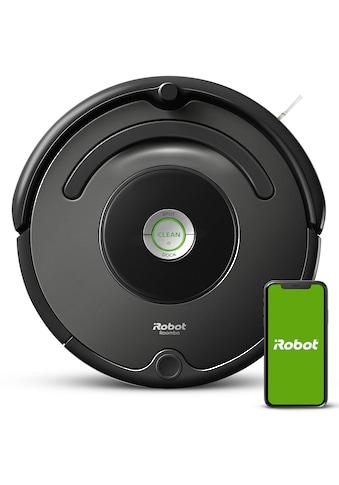iRobot Saugroboter »Roomba 676«, WLAN-fähig kaufen