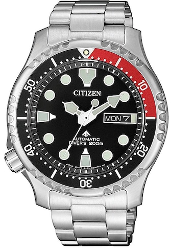 Citizen Taucheruhr »Promaster Marine Automatic Diver, NY0085-86EE« kaufen