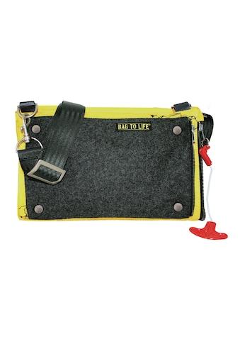 Bag to Life Umhängetasche »Cosmopolitan Multibag«, aus recyceltem Material kaufen