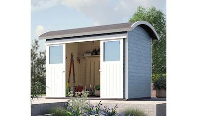 WEKA Gartenhaus »228«, BxT: 344x241 cm, inkl. Fußboden kaufen