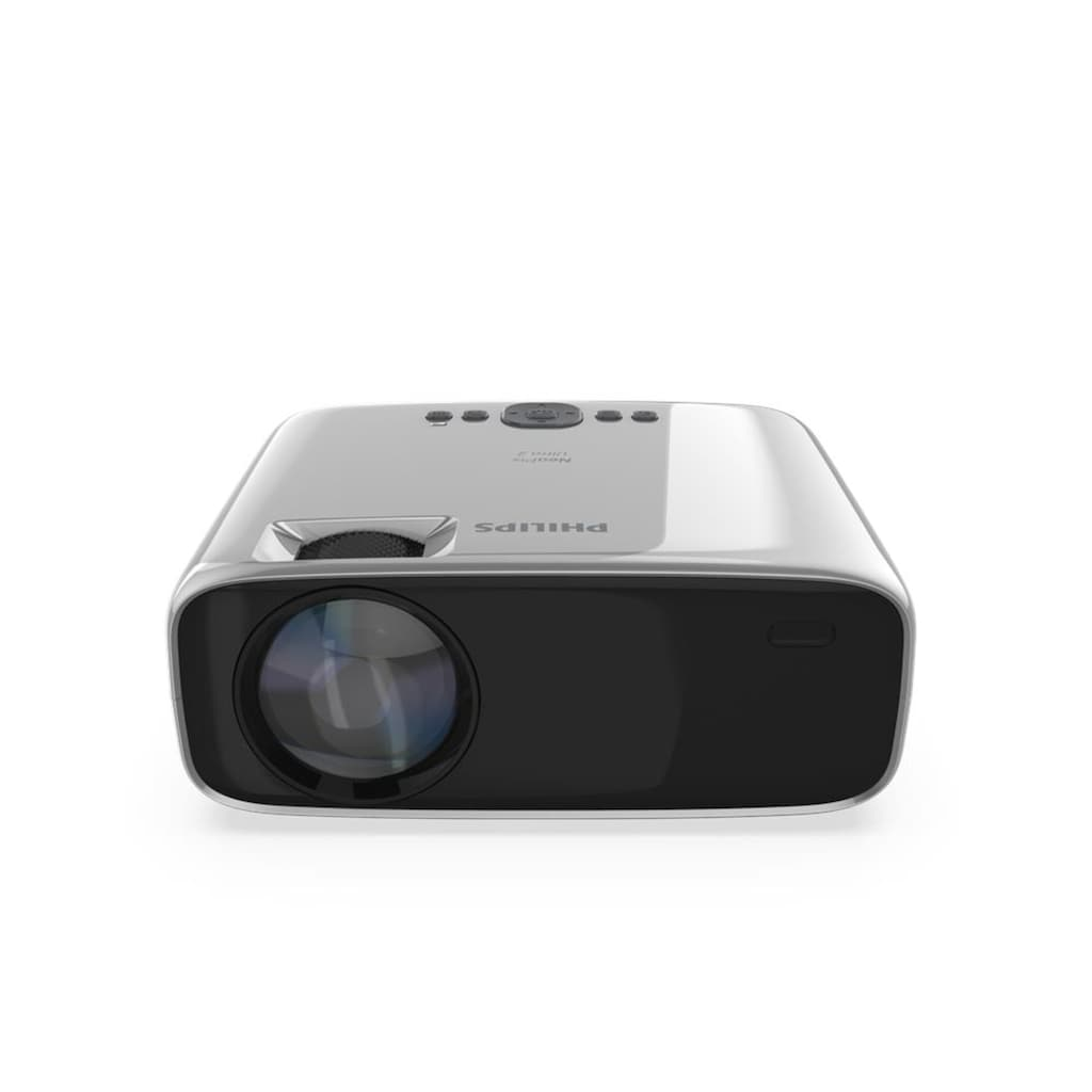 "Philips LED-Beamer »NeoPix Ultra 2«, 1920 x 1080 px), 120"", WiFi, HDMi"