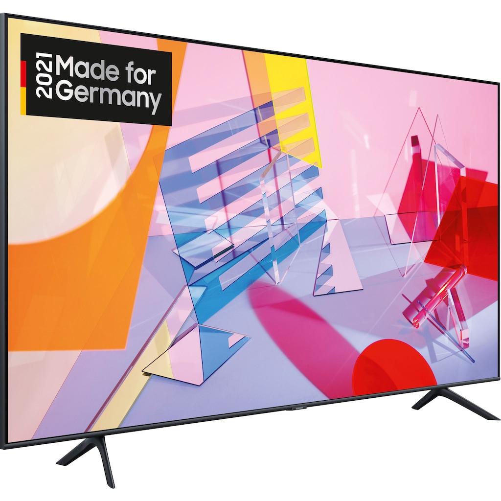 "Samsung QLED-Fernseher »GQ65Q60TGU«, 163 cm/65 "", 4K Ultra HD, Smart-TV"