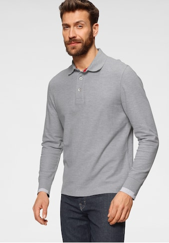 OTTO products Langarm-Poloshirt »GOTS zertifiziert – nachhaltig aus Bio-Baumwolle« kaufen