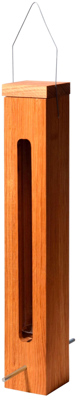 LUXUS-VOGELHAUS Futterspender, BxTxH: 7x7x43 cm | Garten > Tiermöbel > Vogelhäuser-Vogelbäder | LUXUS-VOGELHAUS