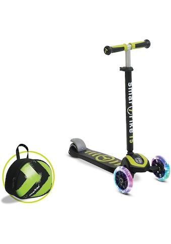 smarTrike® Dreiradscooter »T5, grün«, mit Federstahlbremse und T-Lock System kaufen