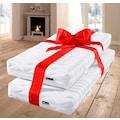 fan Schlafkomfort Exklusiv Taschenfederkernmatratze »ProVita Classic T«, 20 cm cm hoch, 420 Federn, (2 St., 1 oder 2-tlg.), Geprüfte Qualität und lange Haltbarkeit
