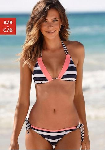 KangaROOS Triangel-Bikini-Top »Anita«, im sportlichen Look kaufen