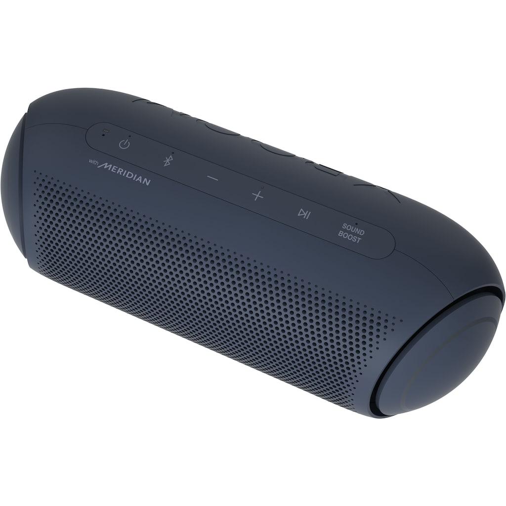 LG Bluetooth-Lautsprecher »XBOOM Go PL7«, Multipoint-Anbindung