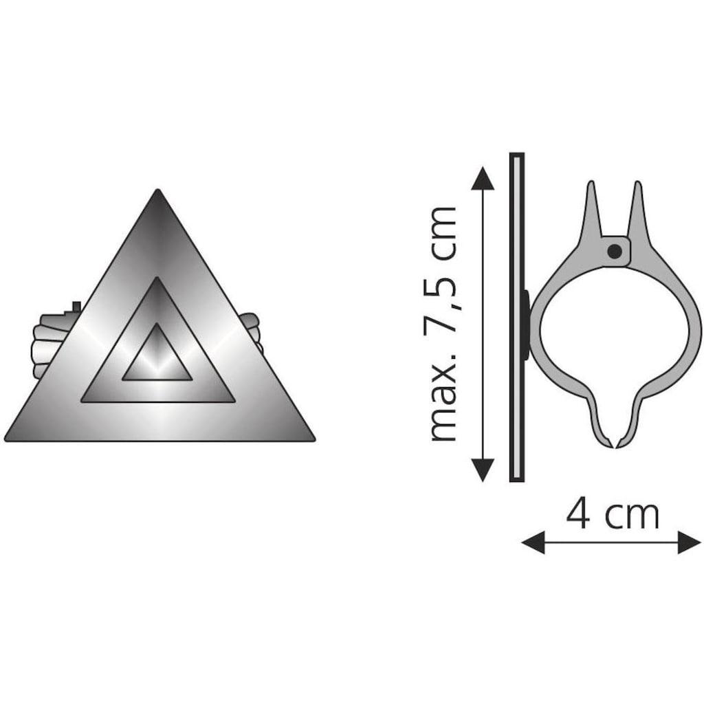 Liedeco Dekoklammer »Grafik«, für Gardinen, Vorhänge
