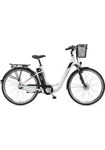 Telefunken E-Bike »Multitalent RC840«, 7 Gang, Shimano, Nexus, Frontmotor 250 W, mit... kaufen