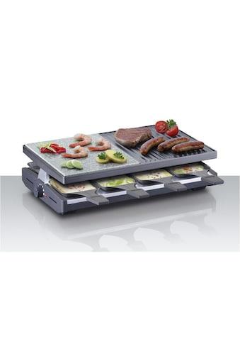 Steba Raclette »RC 58«, 8 St. Raclettepfännchen, 1200 W kaufen