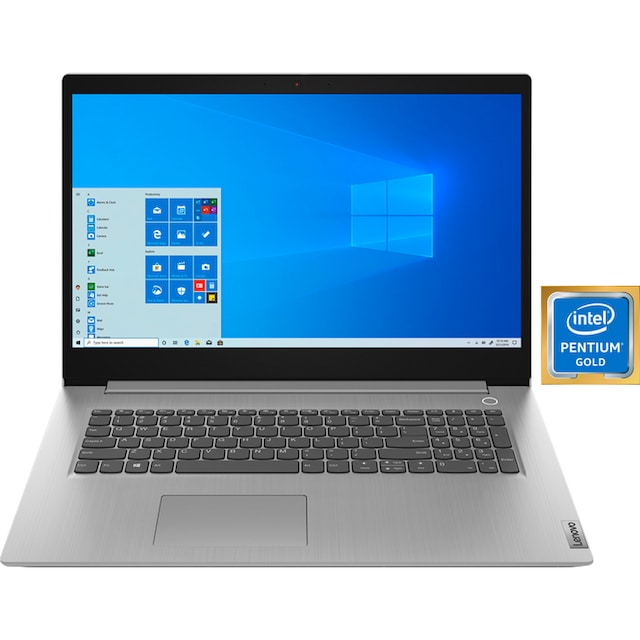 Lenovo IP 3 17IML05 81WC007WGE Notebook (17,3 Zoll, Intel,Pentium Gold, 512 GB SSD)