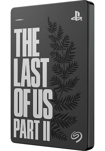 Seagate »Last of Us Part II Limited Edition« externe Gaming - Festplatte kaufen