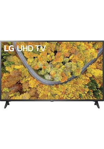 "LG LCD-LED Fernseher »50UP75009LF«, 126 cm/50 "", 4K Ultra HD, Smart-TV kaufen"