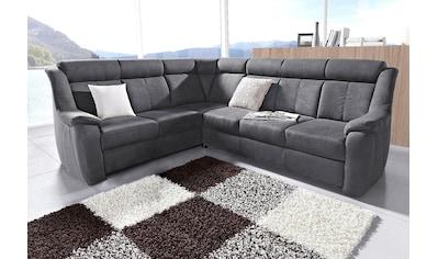 sit&more Ecksofa, wahlweise mit Relaxfunktion kaufen