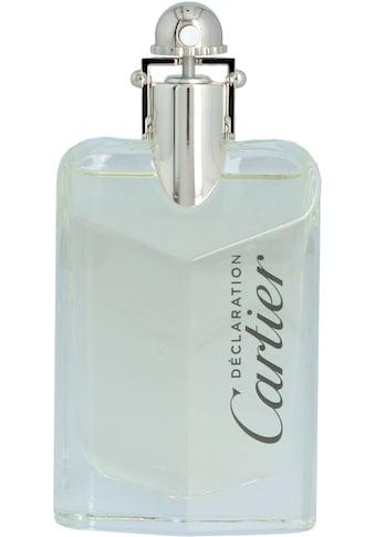 """Cartier Eau de Toilette """"Declaration"""" kaufen"""
