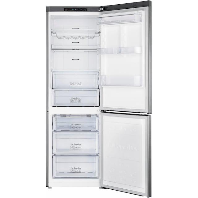Samsung Kühl-/Gefrierkombination, 178 cm hoch, 59,5 cm breit