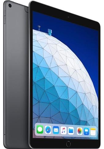 Apple »iPad Air  -  256GB  -  WiFi + Celluar« Tablet (10,5'', 256 GB, iOS, 4G (LTE)) kaufen