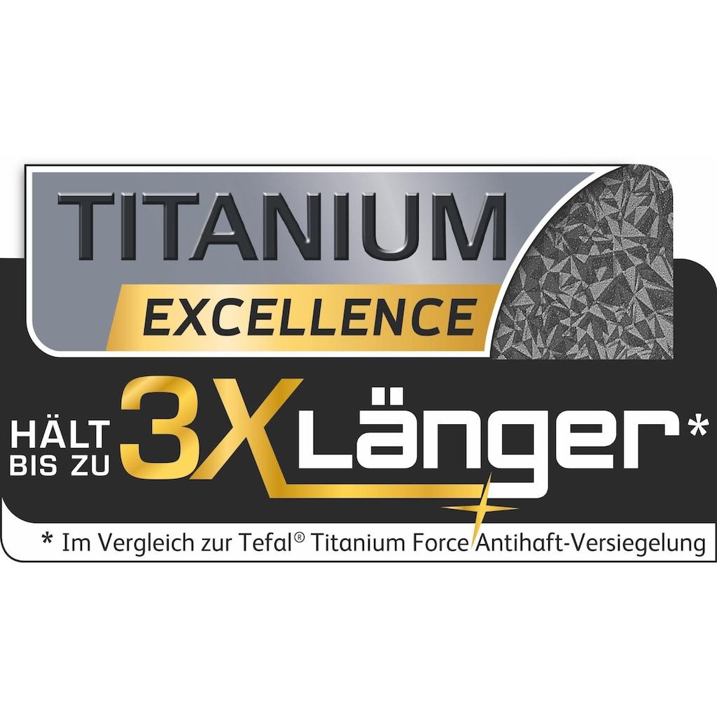 Tefal Pfannen-Set »Ingenio Preference«, Edelstahl, (Set, 3 tlg.), Induktion