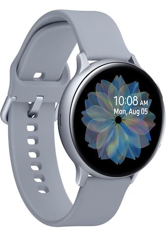 Samsung Galaxy Watch Active2 44mm  -  LTE Smartwatch (3,45 cm / 1,4 Zoll, Tizen OS) kaufen