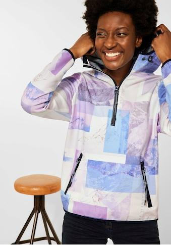 Cecil Kapuzensweatshirt, mit modischem Druck kaufen