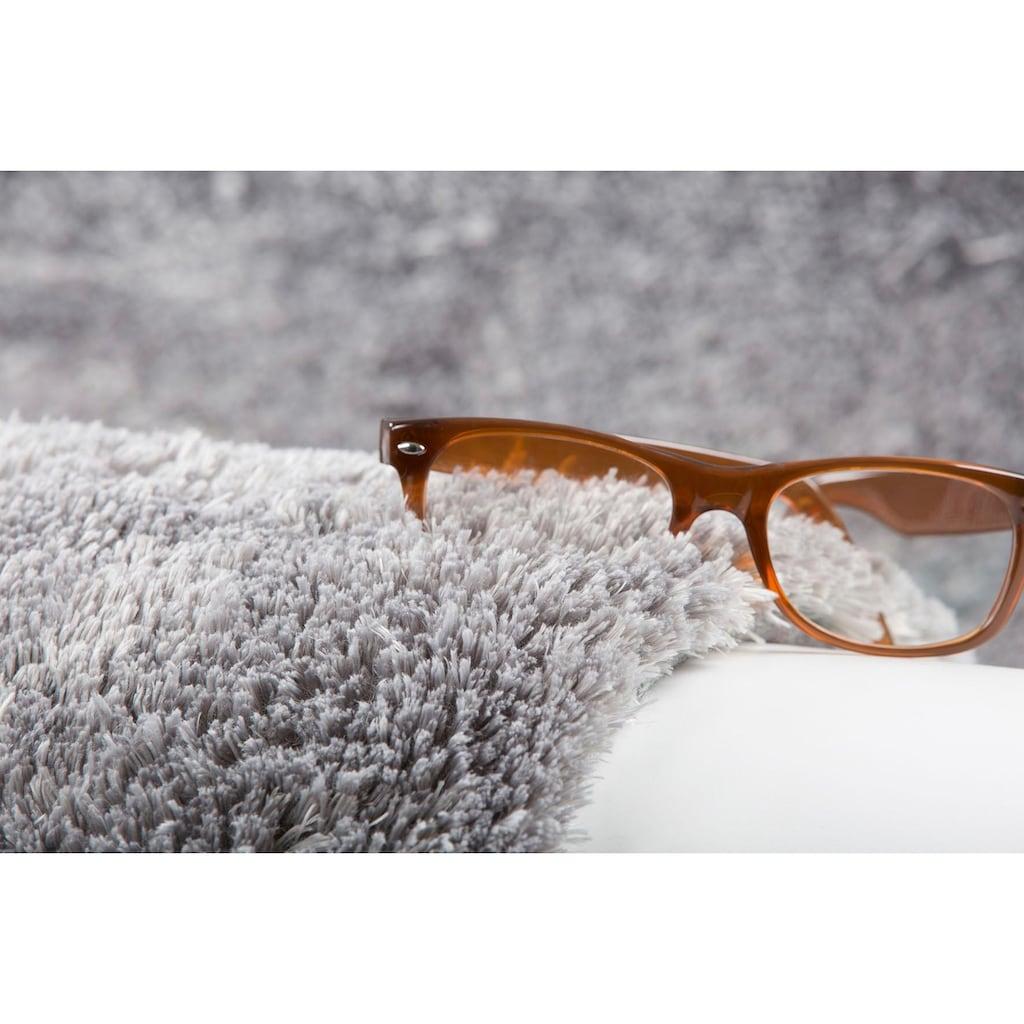 Hochflor-Teppich, »My Curacao 490«, Obsession, rechteckig, Höhe 35 mm, handgetuftet