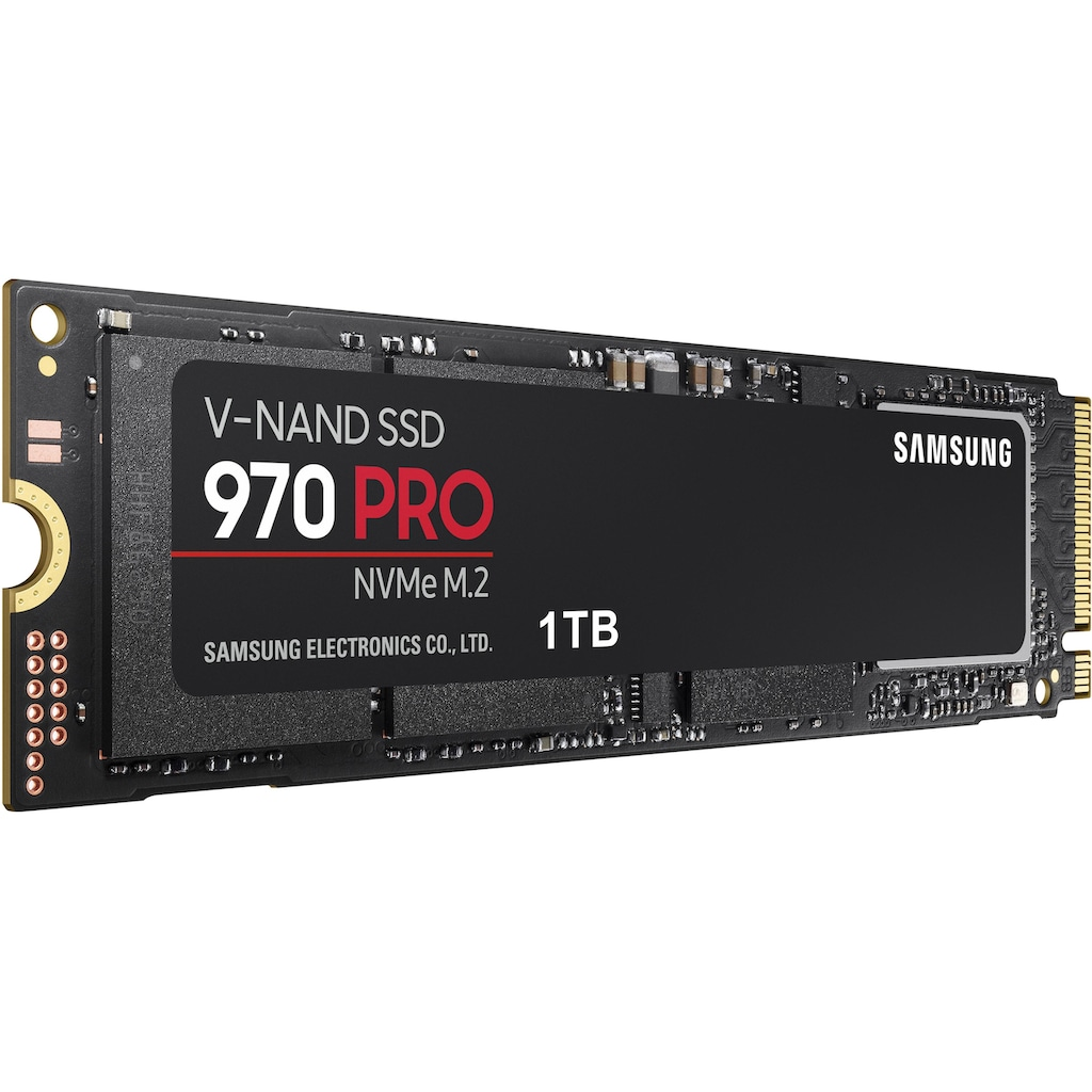Samsung SSD »970 PRO NVMe M.2 SSD«