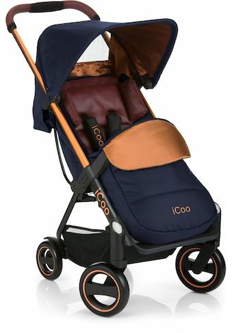 "iCoo Kinder - Buggy ""Acrobat Copper Blue"" kaufen"