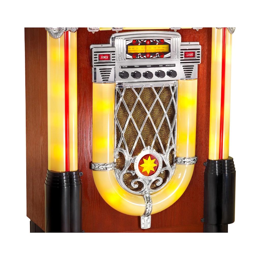 Karcher CD-Player »JB 6604«, UKW-Radio