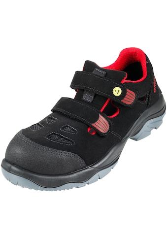 Atlas Schuhe Sicherheitsschuh »SL 36 red«, Sandale, Sicherheitsklasse S1 kaufen