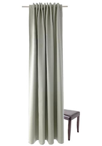 "HOMING Vorhang »Gajus«, Vorhang "" Gajus"" kaufen"