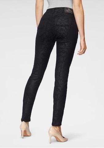 Herrlicher Slim - fit - Jeans »SUPER G SNAKE« kaufen