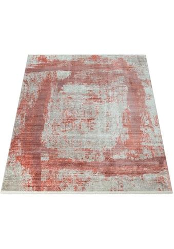 Paco Home Teppich »Pandora 329«, rechteckig, 10 mm Höhe, Kurzflor mit Handweb-Optik... kaufen