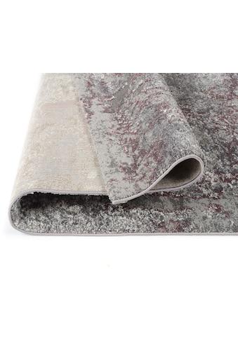 Teppich, »JUWEL LIRAY«, OCI DIE TEPPICHMARKE, rund, Höhe 20 mm, maschinell gewebt kaufen