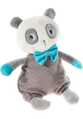 Heunec® Plüschfigur »FrohNATURen Panda Plüschi, riverblue«, GOTS organic, zertifiziert... kaufen