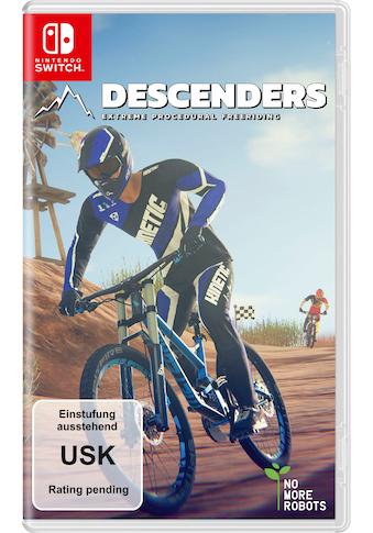 Spiel »Descenders«, Nintendo Switch kaufen