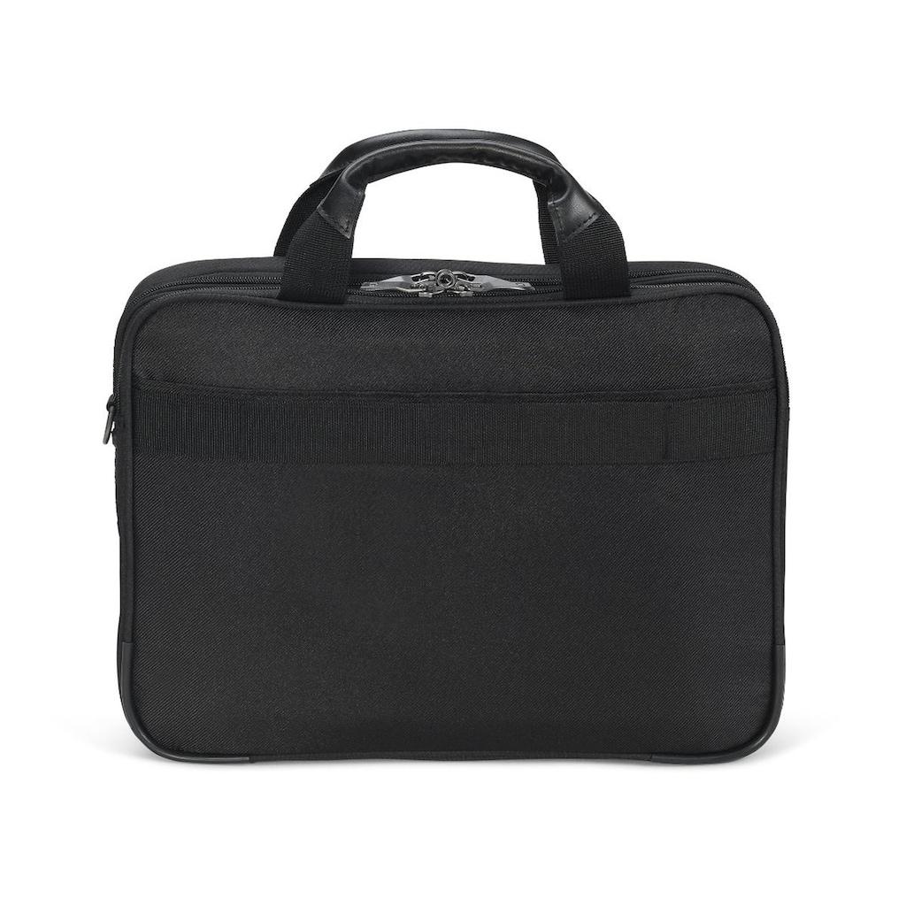 DICOTA Laptoptasche »Vielseitiger Toploader aus nachhaltigem Material«, Eco Top Traveller SELECT 14-15.6