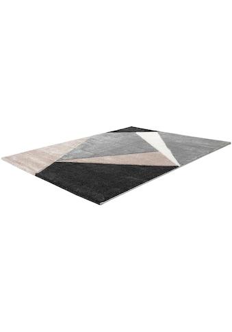 Obsession Hochflor-Teppich »My Broadway 286«, rechteckig, 25 mm Höhe, modernes... kaufen