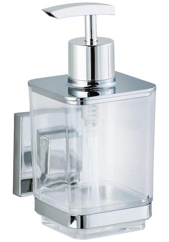 WENKO Seifenspender »Vacuum-Loc Quadro«, Befestigen ohne bohren kaufen