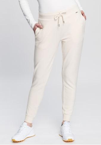 Herrlicher Jogger Pants »CLOVE«, im Lounge-Homewear-Style kaufen