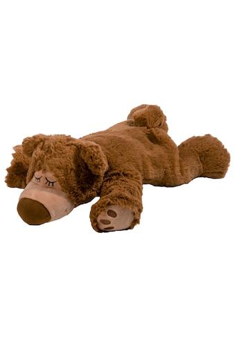Warmies® Wärmekissen »Sleepy Bear braun, Lavendel« kaufen