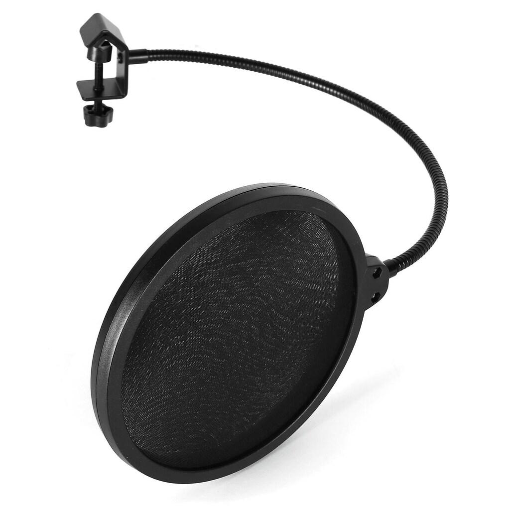 Malone Mikrofon-Popschutz Windschutz Ploppschutz »POP-1«