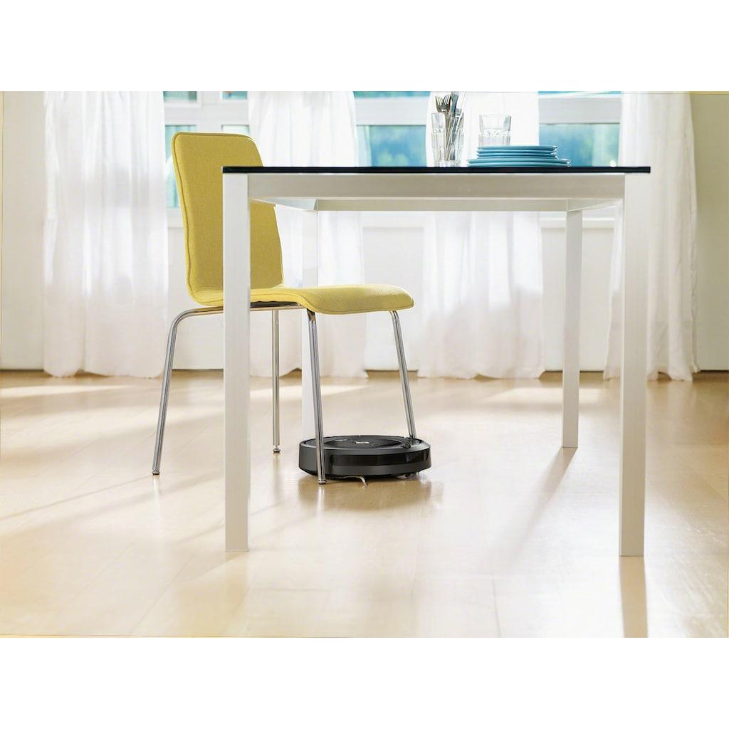 iRobot Saugroboter »Roomba 676«, WLAN, fähig,Dirt Detect-Technologie – 3-stufiges Reinigungssystem