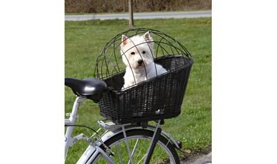 Trixie Hunde - Fahrradkorb, B/T/H: 35/55/49 cm, bis zu 12 kg kaufen