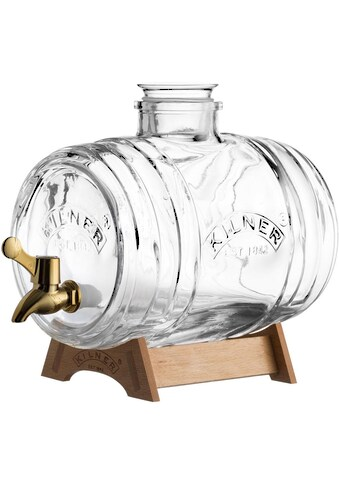 KILNER Getränkespender , Inhalt 3,5 Liter kaufen