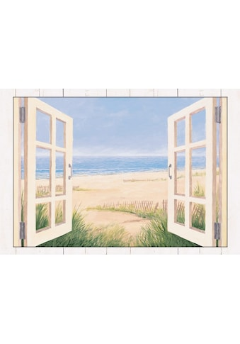 Home affaire Kunstdruck »Spring Day Morning«, 112,4/82,4 cm kaufen