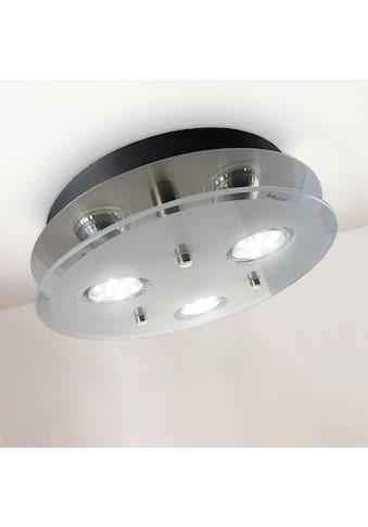 B.K.Licht LED Deckenleuchte »Dinora«, GU10, Warmweiß, LED Deckenlampe Strahler inkl.... kaufen
